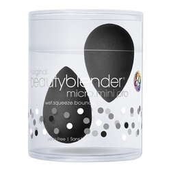 Beautyblender Micro Mini Pro - Black, 2 sponges
