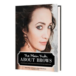 Billion Dollar Brows Plain Truth About Brows Book, 1 pieces