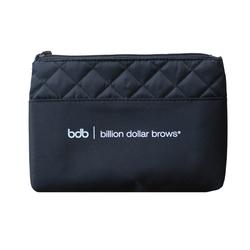 Billion Dollar Brows Cosmetics Bag, 1 pieces