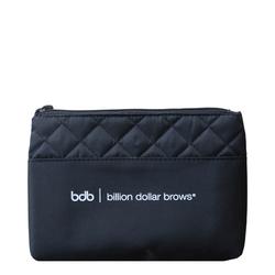 Billion Dollar Brows BDB Cosmetics Bag, 1 pieces