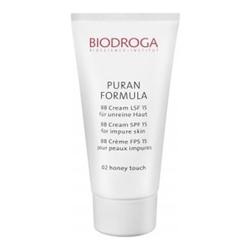Biodroga Puran BB Cream Impure Skin - 02 Honey, 40ml/1.4 fl oz