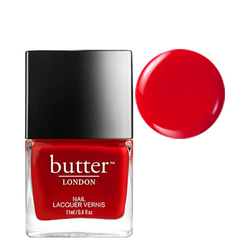 butter LONDON Nail Lacquer - Come To Bed Red, 11ml/0.37 fl oz