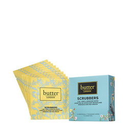 butter LONDON Scrubbers Nail Polish Remover, 1 sets