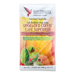 Bulletproof  Upgraded Decaf Whole Bean Coffee, 340g/12 oz