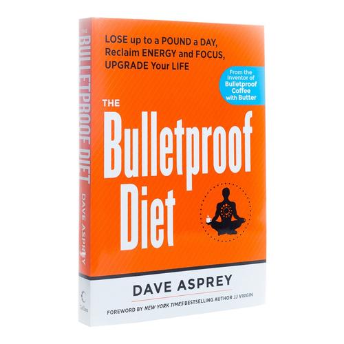 The Diet Book | Bulletproof | eSkinCareStore