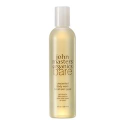 John Masters Organics Bare Unscented Body Wash, 236ml/8 fl oz