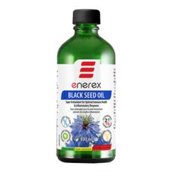 Enerex Black Seed Oil, 100ml/3.4 fl oz