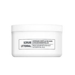 Algologie Body Scrub with Sea Salt and Essential Oils, 150ml/5.1 fl oz
