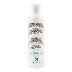 Consonant Body Wash Pure Unscented, 250ml/8.5 fl oz
