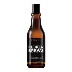 Redken Brews Extra Clean Shampoo, 300ml/10.1 fl oz