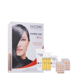 Ducray Healthy Hair System for WOMEN, 1 set