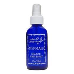 Captain Blankenship Mermaid Sea Salt Hairspray, 118ml/4 fl oz