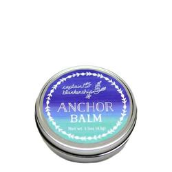 Captain Blankenship Anchor Hand & Lip Balm, 43g/1.5 oz