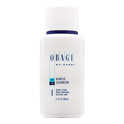 Obagi Nu-Derm Gentle Cleanser, 200mL/6.7 fl oz