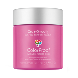 ColorProof CrazySmooth Anti-Frizz Treatment Masque, 150g/5.2 oz