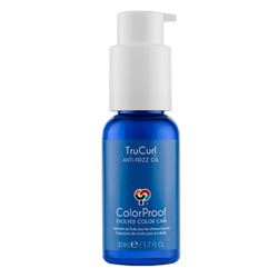 ColorProof TruCurl Anti-Frizz Oil, 50ml/1.7 fl oz