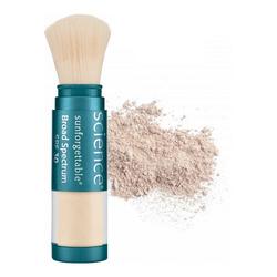 Colorescience Sunforgettable Loose Mineral Sunscreen Brush SPF 30 - Deep Matte, 9.07g/0.23 oz