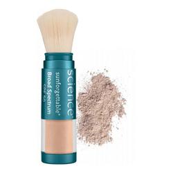 Colorescience Sunforgettable Mineral Sunscreen Brush SPF 50 - Medium Matte, 1g/0.21 oz