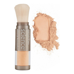 Colorescience Loose Mineral Foundation Brush SPF 20 - Deep Mocha, 6g/0.21 oz