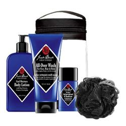 Jack Black Clean and Cool Body Basics Set, 1 set