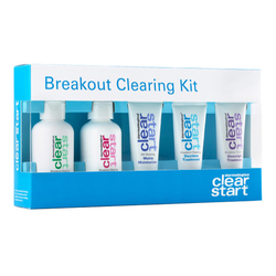 Dermalogica Clear Start Breakout Clearing Kit | 1 Set, 5 pieces