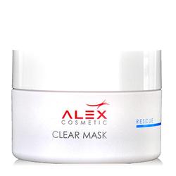 Alex Cosmetics Clear Mask, 50ml/1.7 fl oz