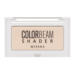 MISSHA Colorbeam Shader - BE01 | Crystal Shower, 5g/0.2 oz