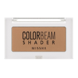 MISSHA Colorbeam Shader - BR01 | Sand Brown, 5g/0.2 oz