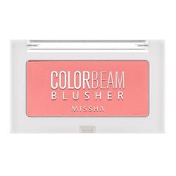MISSHA Colorbeam Blusher - CR01 | Peach Puree, 5g/0.2 oz