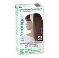 JF Lazartigue Coloring Emulsion - Light Chestnut - 60mL,  2 fl. oz