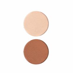 Youngblood Contour Palette Refills - Dark, 2 x 2.5g/0.1 oz