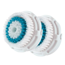 Clarisonic Deep Pore Brush Head - Twin Pack (2 Brush Heads), 1 set
