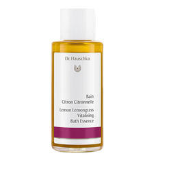 Dr Hauschka Lemon Lemongrass Vitalising Bath Essence, 100ml/3.3 fl oz