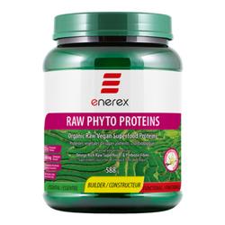 Enerex Raw Phyto Proteins - Vanilla, 588g/20.7 oz