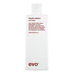 Evo Liquid Rollers Curl Balm, 200ml/6.8 fl oz