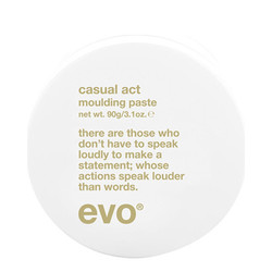 Evo Casual Act Molding Paste, 90g/3.1 oz