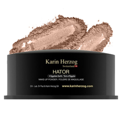 Karin Herzog Egyptian Earth Hator (Bronze) Powder, 40ml/1.4 fl oz