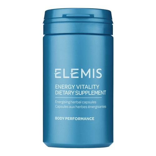Energy Vitality Body Enhancement Capsules Elemis