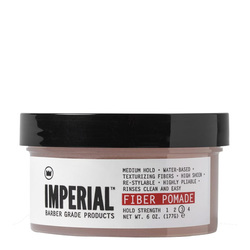 Imperial Barber Products Fiber Pomade, 177g/6.2 oz
