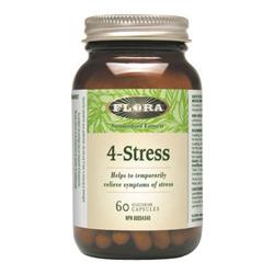 Flora 4-Stress, 60 capsules