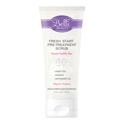 Belli Fresh Start Pre-Treatment Scrub, 191ml/6.5 fl oz