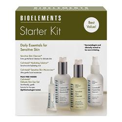 Bioelements Starter Kit for Sensitive Skin - Get Great Skin in a Box, 1 sets