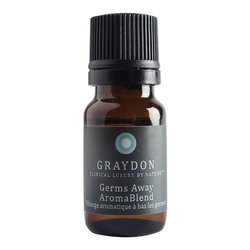Graydon Clinical Luxury Germs Away AromaBlend, 10ml/0.3 fl oz