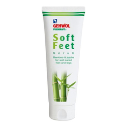 Gehwol Soft Feet Scrub, 125ml/4.2 fl oz.
