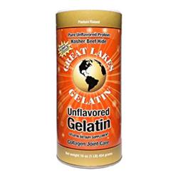 Great Lakes Gelatin Gelatin Beef   1 Can, 454g/16 oz