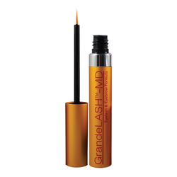Grande Naturals GrandeLASH Eyelash and Eyebrow Formula 2.0 ml (3 month Supply), 3 x 2ml/0.1 fl oz