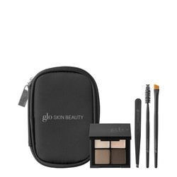 Glo Skin Beauty Brow Collection - Brown, 1 sets