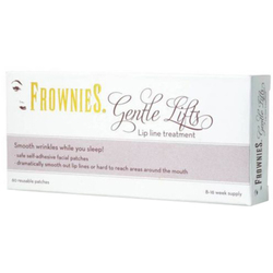 Frownies Gentle Lifts for Lip Lines, 60 patches