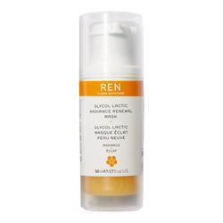 Ren Glycolactic Radiance Renewal Mask, 50ml/1.7 fl oz