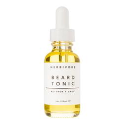 Herbivore Botanicals Beard Tonic - Cedar + Bergamot, 30ml/1 fl oz